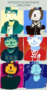Colour Scheme Color Scheme Challenge By Eco Anime On Deviantart