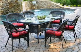 7pc Patio Dining Set - portside 7pc dining set tortuga outdoor of georgia