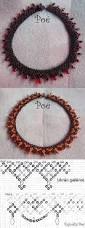 1240 best beadwoven necklace images on pinterest necklaces