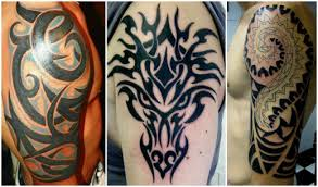how to draw original tribal tattoo designs tatring