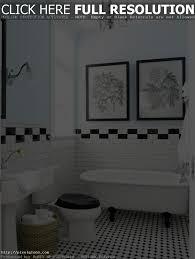 black and white bathroom decor ideas black and white tile bathroom decorating ideas home design ideas