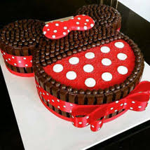 minnie mouse cake minnie mouse birthday cakes minnie cake ferns n petals