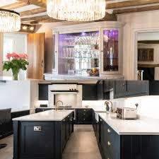companies that paint kitchen cabinets uk curved or lined kitchen cabinetry nicholas bridger