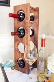 how to make a wine rack diy projects u2013 craft box girls