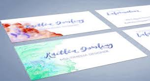 Business Cards Mini Size Matters Mini Business Cards Vs Standard Business Cards