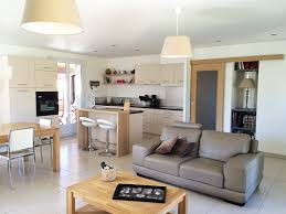 sejour cuisine aménagement de cuisines lb home style lucille beaudet architecte