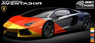information on lamborghini aventador lamborghini aventador paints 60ml zp 1195 zero paints
