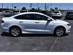 Overhead Door Odessa Tx by Used 2015 Chrysler 200 For Sale Odessa Tx