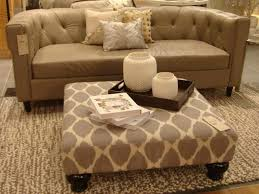 coffee tables dazzling tufted ottoman coffee table cheap