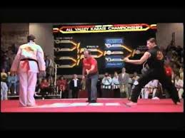 Barnes Karate Karate Kid 3 Daniel And Mike Youtube