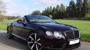 black bentley convertible bentley gt v8 s convertible youtube