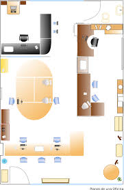 Floor Plan Of The Office File Office Plane Svg Wikimedia Commons