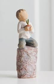 272 best willow tree images on willow tree figurines