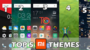 download themes xiaomi redmi 2 top 5 themes 2017 miui 8 themes best for redmi note tech only