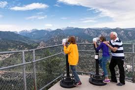 exploring rocky mountain national park and estes this winter