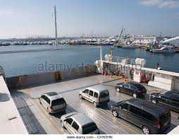 Hull Ferry Port Car Parking Car Deck Stock Photos U0026 Car Deck Stock Images Alamy