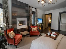 bedroom fireplace design paddock residence contemporary bedroom