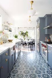 Galley Kitchen Renovation Ideas Kitchen Renovation Ideas Black Appliances Get New Nuance With