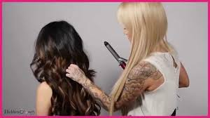 can you get long extensions with a stacked hair cut stacking and blending two crowns for short and thick hair hidden
