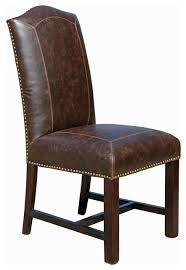 Leather Parson Dining Chairs Chair Design Ideas Simple Leather Parsons Dining Chair Ideas