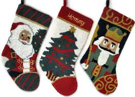 accessories personalized christmas stockings purple christmas