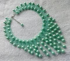 beads necklace tutorial images Free pattern for beaded necklace fresh mint beads magic jpg