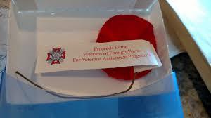 veteran u0027s day 2011 and u201cbuddy poppies u201d futuristguy