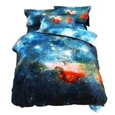 Space Bed Set Outer Space Bedding Ebay