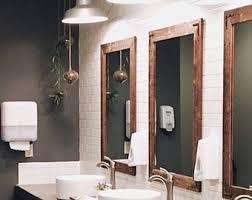 mirror set wood mirrors rustic mirrors wall mirrors vanity