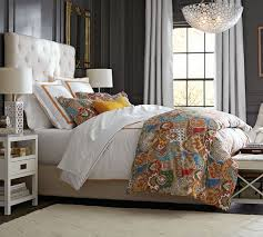 Pottery Barn Headboard Pottery Barn Best Selling Upholstered Beds Sale Save Up To 30