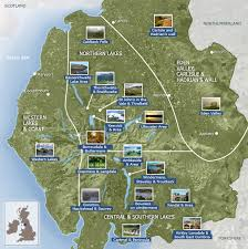 where to go in the lake district cumbrian cottages