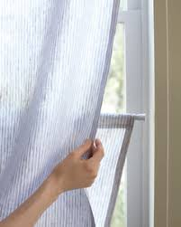 Curtain Suspension Rod Diy Custom Window Shade Martha Stewart