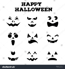 halloween faces template virtren com
