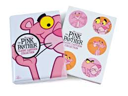 pink panther classic cartoon collection 5 dvd woot
