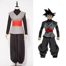 Dragon Ball Halloween Costumes Dragonball Dragon Ball Super Son Goku Black Zamasu Kai Cosplay