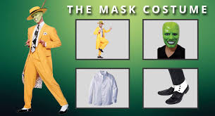 the mask costume mask costume how to make it in 4 easy steps