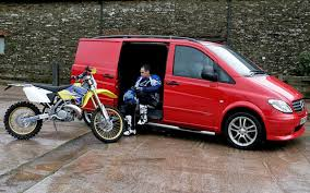 mercedes vito vans for sale mercedes vito aimed at motorcycle transport mcn