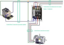 reversing contactor wiring diagram single phase the best wiring