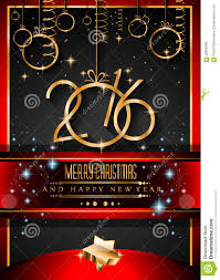 Happy New Year Invitation 2016 Happy New Year Background For Your Christmas Invitations