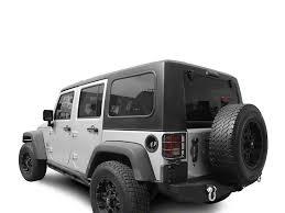 jeep wrangler 2 door hardtop black dv8 off road wrangler ranger hard top ht07sb42 07 17 wrangler jk 4