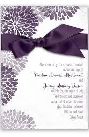 Halloween Wedding Card Top 25 Best Purple Wedding Invitations Ideas On Pinterest