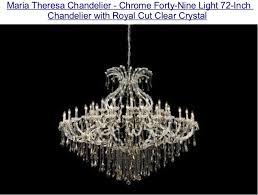 Swarovski Crystals Chandelier Swarovski Crystal Chandeliers 49 Light 72 Inch