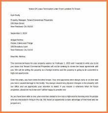 Sle Verification Letter For Tenant 100 Lease Termination Confirmation Letter Lease Renewal