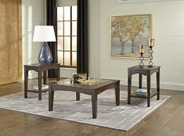coffee table awesome 3 piece coffee table set ashley dining room