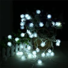 2018 20 led dandelion tree shaped string lights decoration