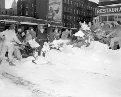 Worst Blizzard In History by 5 Snowiest Blizzards In New York City History Ny Daily News