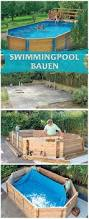 Deep Backyard Pool by Best 25 Diy Pool Ideas On Pinterest Diy Swimming Pool Pallet