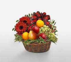 fruit flower basket flower delivery medellin same day florist delivery
