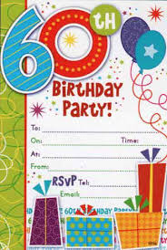 free 60th birthday invitations templates best 20 60th birthday