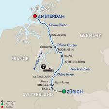 zurich to amsterdam river cruise avalon waterways